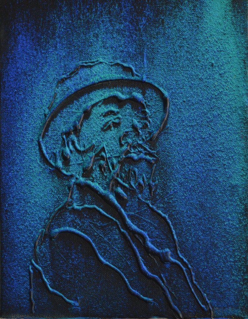 Wilhelm in Blue